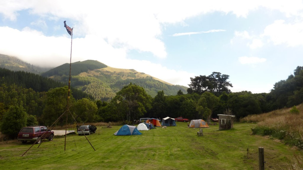Tent And Powered Sites At Little River Campground